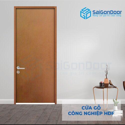 Cửa gỗ công nghiệp tại SaigonDoor có giá cả phải chăng