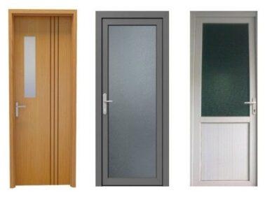 Cửa phòng vệ sinh là gì? Kinh nghiệm lựa chọn cửa phòng vệ sinh chất lượng